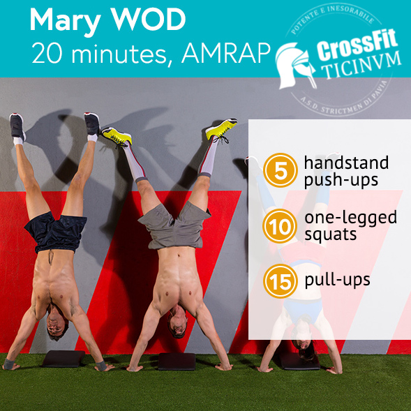 CrossFit-Workout-Mary
